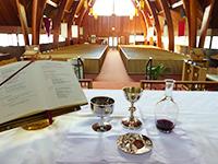 sanctuary eucharist